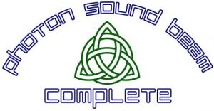 Photon Sound Beam Complete Logo