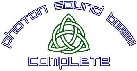 Photon Sound Beam Complete Logo